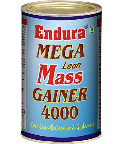 Endura Mega Lean Mass Gainer 4000-500 g