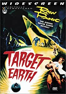 Target Earth [Import USA Zone 1]