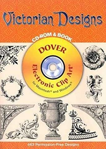 Victorian Designs (Dover Electronic Clip Art)