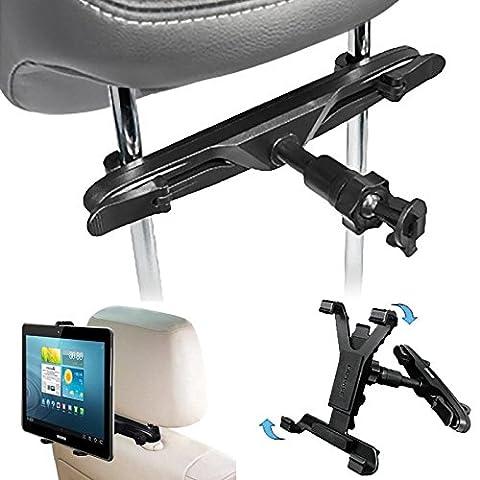 Verstellbare Universal KFZ Kopfstützen Rücksitz-Halterung für Apple iPad 2/3/4 Mini