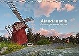Åland Inseln: Schärengarten der Ostsee (Wandkalender 2019 DIN A4 quer): Die Åland Inseln: Insel- und Schärengarten der Ostsee (Monatskalender, 14 Seiten ) (CALVENDO Orte)