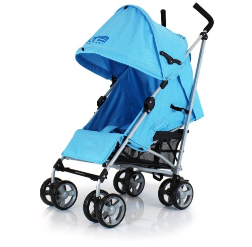 Baby Travel Zeta Vooom – Ocean Blue Stroller Buggy Pushchair From Birth Complete With Free Raincover 51VVUz 2BqDbL