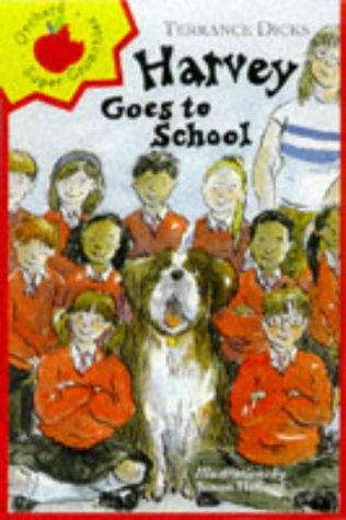 Harvey goes to school