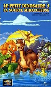 Le Petit Dinosaure - Vol.3 : La Source miraculeuse [VHS]