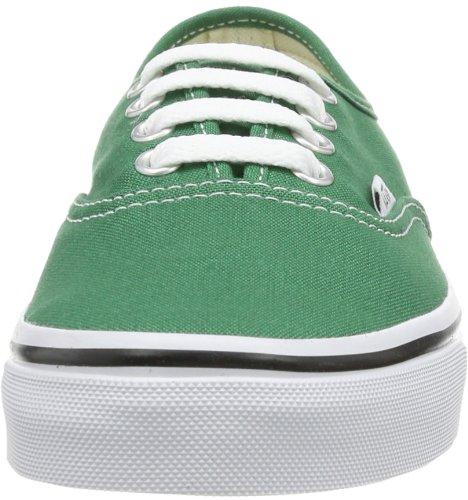 Vans U Authentic Rainbow, Baskets mode mixte adulte Vert (Verdant Green/True White)
