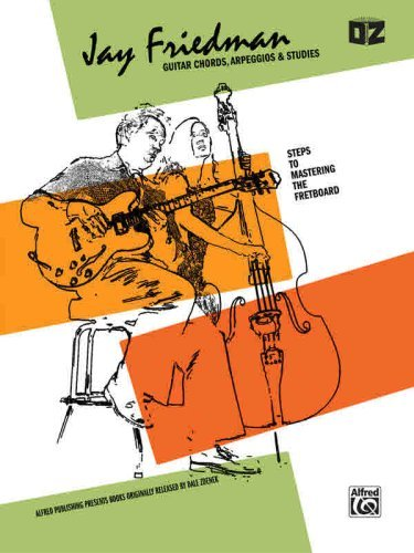 Download Guitar Chords, Arpeggios, and Studies by Friedman,Jay PDF ...