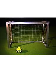 Mini Fußballtor aus Aluminium - Größe zu wählen (1,5 x 1m)
