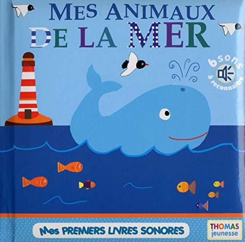 Mes animaux de la mer par Elena Brusi
