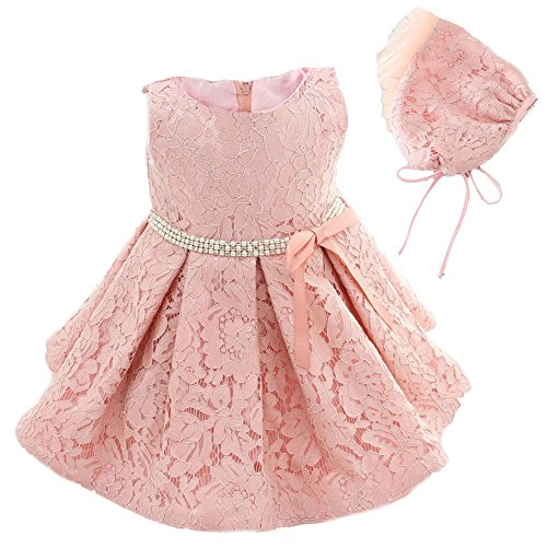 69ac841b9 Dream Rover 12 Styles Baby Girl Christening Dresses Princess Wedding  Birthday Party Baptism Dress For Baby Girls(0-2years) - Buy Online in UAE.