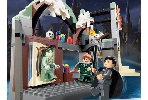 LEGO Harry Potter 4752 - La Clase del Profesor Lupin 4