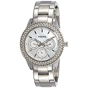 Fossil Damen-Armbanduhr Ladies Dress Analog Quarz ES2860