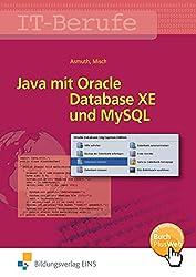 Java mit Oracle Database XE und MySQL: Schülerband