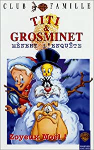 Titi & Grosminet Mènent L'Enquête : Zoyeux Noël ! [VHS]