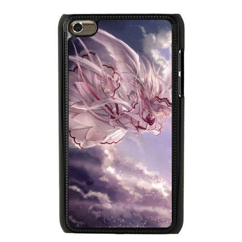 exquisite image for iPod 4 Case Black lily white touhou project AMI6765447