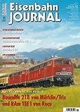 Eisenbahn Journal 11/2007. November. Neue Top-Modelle plus Vorbild : Baureihe 218 von Märklin/Trix und RAm TEE I von Roco.