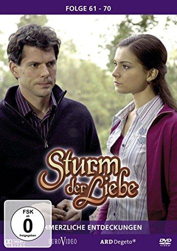 Sturm der Liebe - Folge 061-70: Schmerzliche Entdeckungen [3 DVDs]