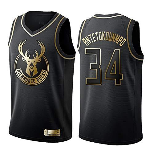 CAISHEN Herren Basketball Trikot NBA Bryant/James/Curry/Harden Jersey Herren Basketball Anzug Atmungsaktiv Weste