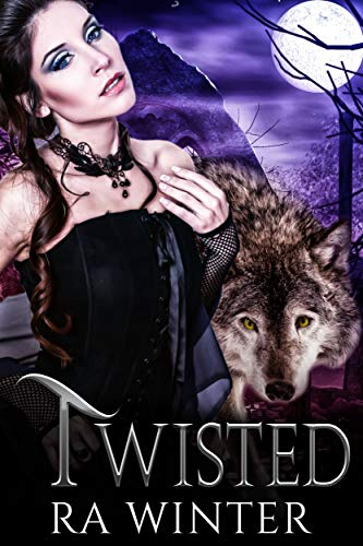 Book cover image for Twisted: A Vampire Werewolf Freaky Friday