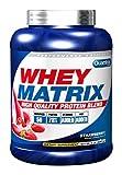 Quamtrax Nutrition Suplemento para Deportistas Whey Matrix, Sabor a...