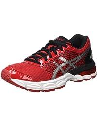 Asics Gel-Nimbus 18 Gs, Chaussures de Sport Mixte Enfant