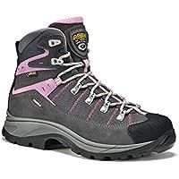 Asolo Asama ML Zapato, Mujer, Beige (Ice/Cendre), 4.0