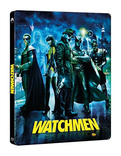 Watchmen (Steelbook- Edizione Limitata) (Blu-Ray + DVD)