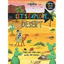 Let's Explore. Desert - 1ed - Anglais
