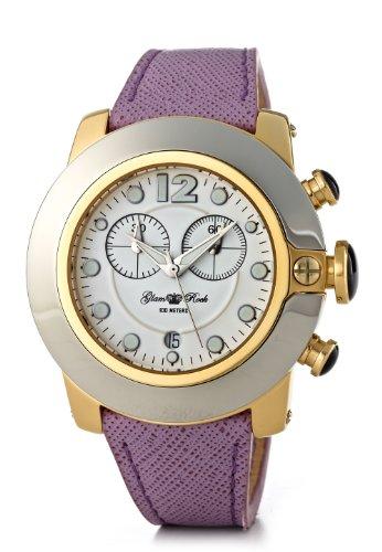 Glam Rock Reloj Sobe SB3005 Lila