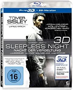 Nuit blanche 3D [Blu-ray]