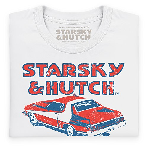 Official Starsky And Hutch Torino Vintage, Damen Wei