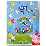 Peppa Pig - 4 cajitas (Verbetena 016000718)