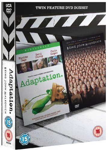 Adaptation/Being John Malkovich [DVD] by Nicolas Cage