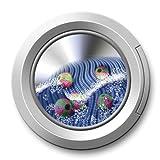 Wenko 7027100 Wäschebälle - 6er Set, für Wollpullover, Kunststoff - Polypropylen, Grün/rosa