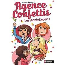 Agence Confettis (1) : Les annivexperts