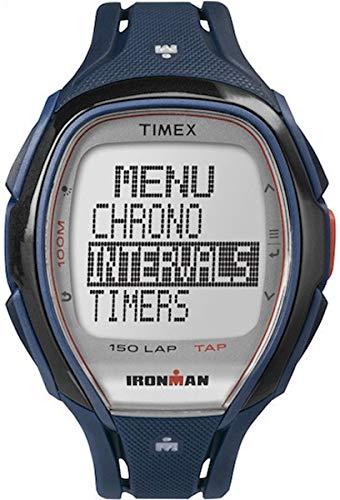 6bf28d1dfc3d Timex Reloj Analógico para Hombre de Cuarzo con Correa en Resina TW5K96500