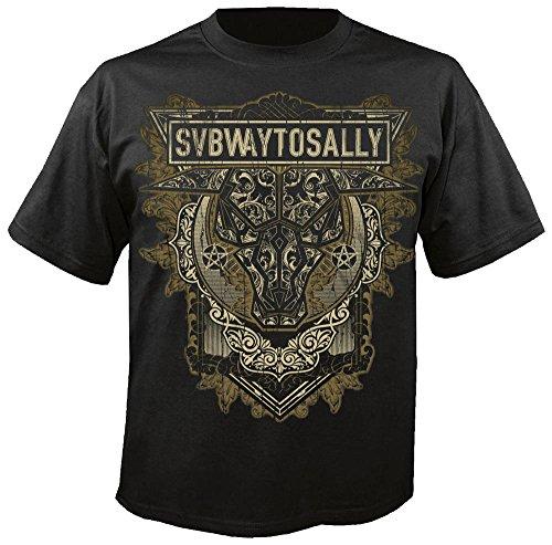 subway-to-sally-flourish-t-shirt-grosse-xxl