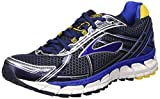 Brooks Herren Defyance 9 Trainingsschuhe, Blau (peacoat/surftheweb/lemonchrome), 42.5 EU