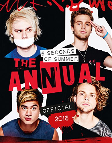 5SOS Annual 2016: Book of Stuff (Annuals 2016)