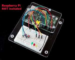 Electronic Starter Kit for Raspberry Pi Model B (Raspberry Pi NOT included)