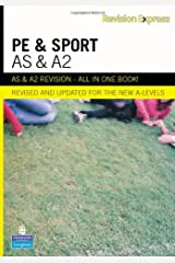 Revision Express AS and A2 Physical Education and Sport (Direct to learner Secondary) Paperback