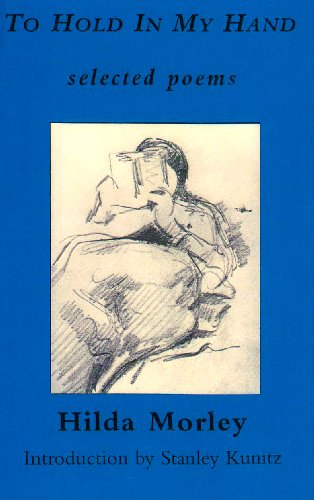 To Hold in My Hand: Selected Poems, 1955-1983