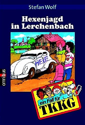 Hexenjagd in Lerchenbach: Band 18 (TKKG)