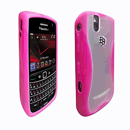 OEM Verizon Dual-Schutzhülle für Blackberry Bold 9650, Tour 9630 (Pink) Verizon Blackberry Bold