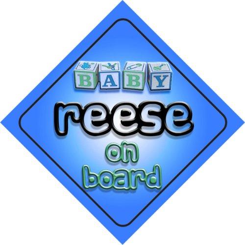 reese-on-board-baby-boy-auto-a-forma-di-cartello-regalo-per-bambini-e-neonati