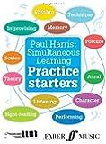 Paul Harris: Simultaneous Learning Practice Starters (Flashcards)