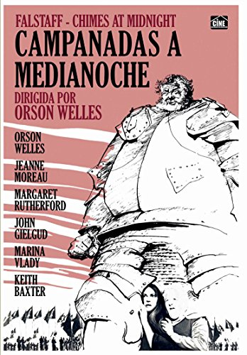 Falstaff - Chimes at Midnight - Campanadas a medianoche - Orson Welles.