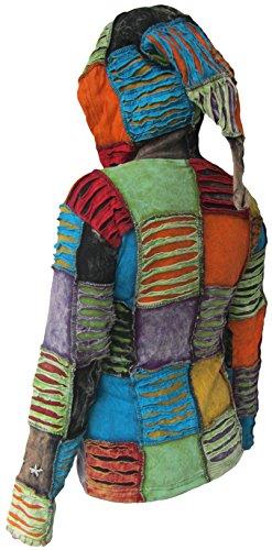 LITTLE KATHMANDU -  Felpa con cappuccio  - Donna Winter (fleece lined)