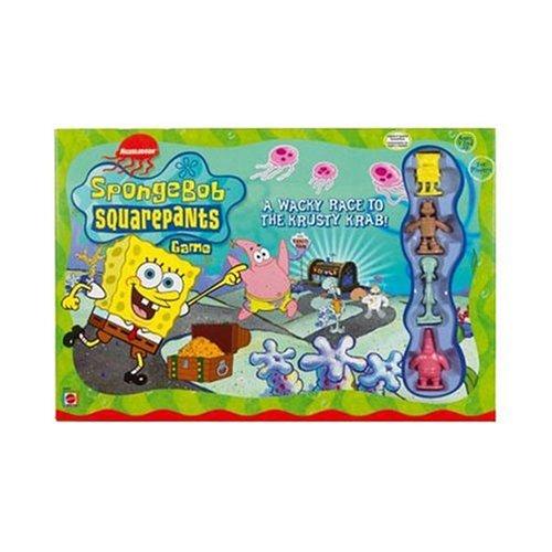 Mattel - SpongeBob C6950-0 - Die groe Jagd zur Krossen Krabbe