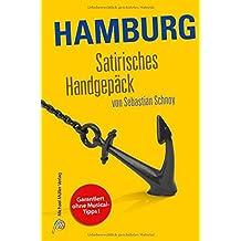 Hamburg Satirisches Handgepäck