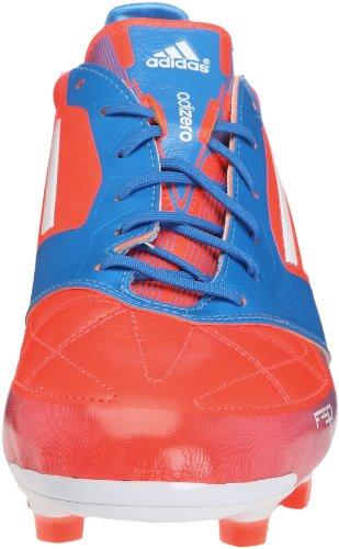 adidas F50 Adizero Trx Fg Lea, Chaussures de football mixte adulte Rouge (V21432)